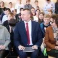 Akademia z okazji Dnia Edukacji Narodowej połączona z pasowaniem nowych uczniów ZSS 2019-10-11